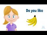 Do You Like Broccoli Ice Cream? ¦ Super Simple Songs