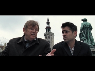 ЗАЛЕЧЬ НА ДНО В БРЮГГЕ IN BRUGES 2007 (HD, BLU-RAY)