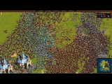 cossacks back to war gameplay [KGR]CatweaZeL vs [ARM] Armenia