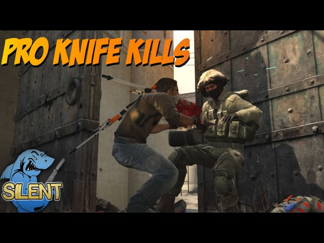 CS:GO - Pro Knife Kills (GeT_RiGhT, Paszabiceps, Happy, f0rest, GuardiaN)