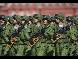 Аж мурашки по коже!: Гимн РОССИИ исполняют 6 000 военнослужащих!