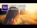 TUTORIAL: Light Leaks erstellen Vintage Film Look