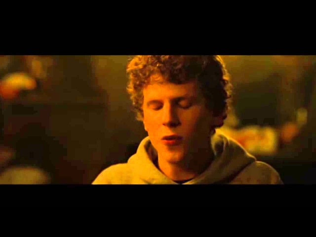 Opening Scene of The Social Network