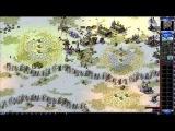 Red Alert 2: Reborn 2.2 - 2x3 - Nick UA, AndrewGamer vs Vektor, Arsenic212, DarK_Knight