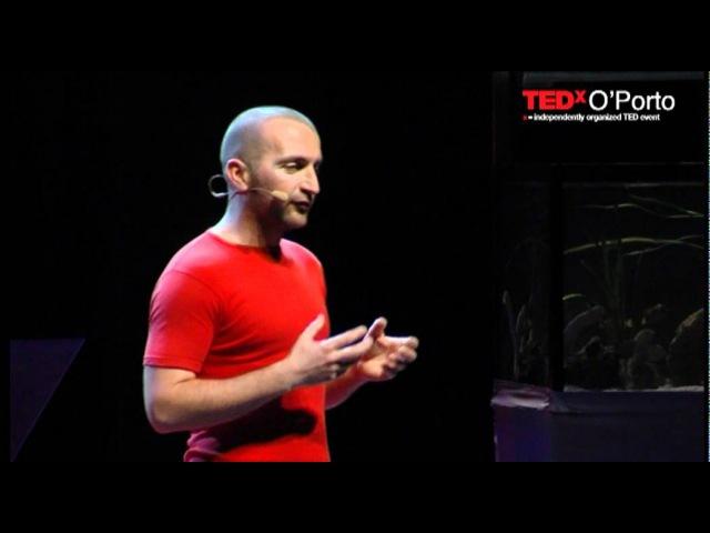 TEDxOPorto - Mark Boyle - The Moneyless Man