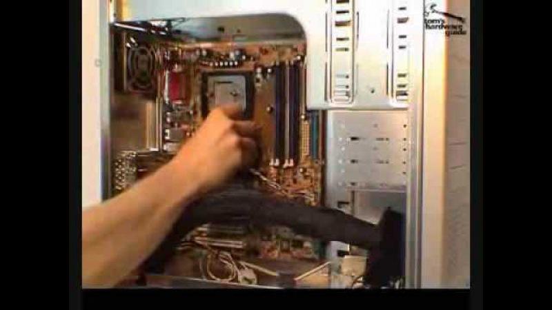 Охлаждение процессора элементами пельтье и пылесосом.