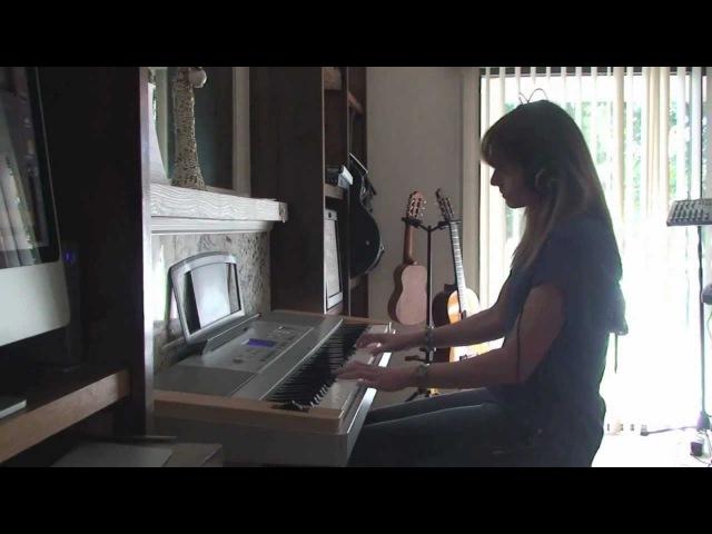 A-ha 'Manhattan Skyline' piano cover (Dawnie)