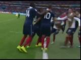 ФРАНЦИЯ - Гондурас 2-0 Гол Ноэль Вальядарес Чемпионат мира по футболу Soccer World Cup