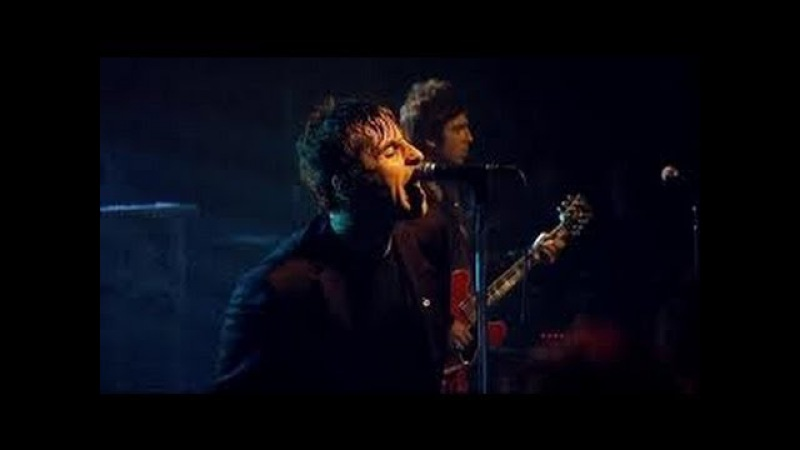 Oasis Standing on the Edge of Noise 720p HD Best Live Performance