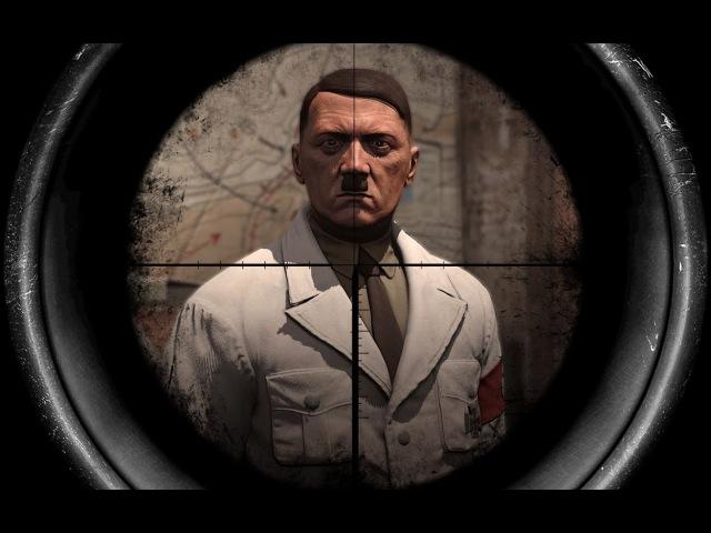 Охота на фюрера: как убивали Гитлера в Wolfenstein и других играх