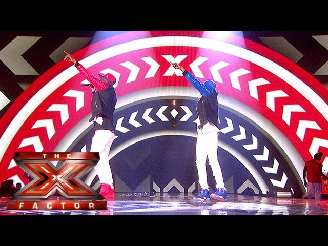 Reggie N Bollie perform their Song of the Series | The Final Results | The X Factor 2015