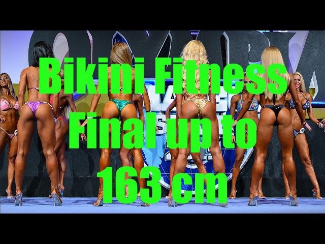 Bikini Fitness up to 163 cm - Amateur Olympia Spain 2015