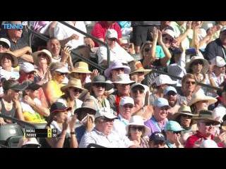 Zverev Shows Off Speed In Hot Shot Indian Wells 2016