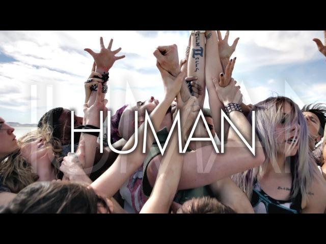 Christina Perri - Human - Brian Friedman | @brianfriedman @christinaperri @timmilgram