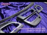 Видео из бокса № 11.0   Аквапринт, Аквапечать салона Renault Fluence в Карбон  IndiGO Style  Калуга