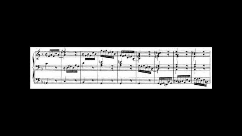 J.S. Bach - BWV 540 - Toccata F-dur / F Major