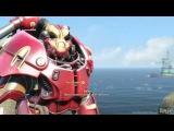 Fallout 4 Броня Железного Человека и Битва с Боссом за Спектакль Айленд