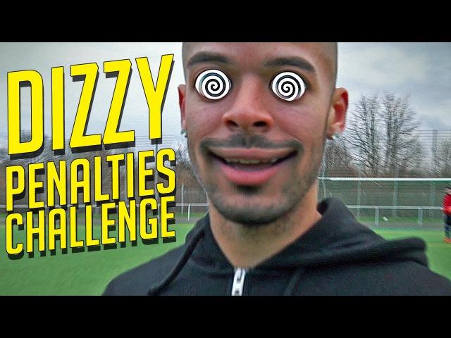 DIZZY PENALTY CHALLENGE - freekickerz vs F2 Freestylers