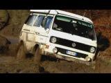 Интересные фургоны - Volkswagen Transporter SYNCRO