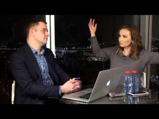 Беседа Вадима Куркина и Анфисы Чеховой