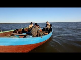 Люди воды. Архангельск. Поморы