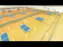 Ping Pong The Animation - Rhythmic Table Tennis Scene