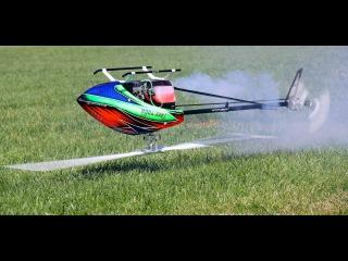 Alan Szabo Jr. ALIGN Trex 700N DFC Day at the field 3/18/2013