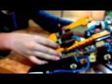 Лего Чима (lego chima) обзор часть 4 (2) Львиный танк