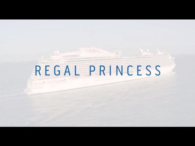 Explore the Regal Princess Cruise Ship | Princess Cruises