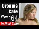 Croquis Cafe: Figure Drawing Resource No. 164