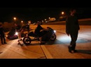 $$$ STREET RACE 8 second DSM (auto) vs. TURBO BUSA (300 whp)