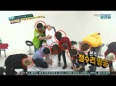 151014 Weekly Idol GOT7 Flexibility CUT
