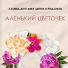 Аленький цветочек - доставка цветов в Астрахань