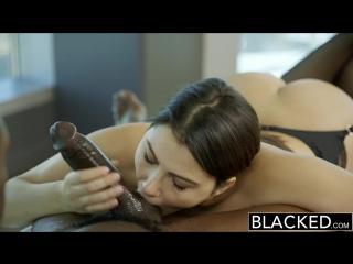 Blacked.com: Valentina Nappi - Sexy Italian Babe Rimming Black Man With Passion (2015) HD
