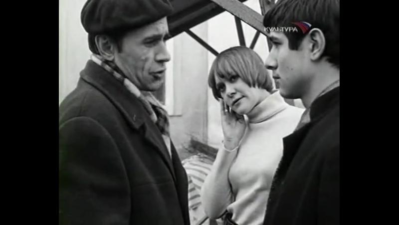◄Долгие проводы(1971)реж.Кира Муратова.