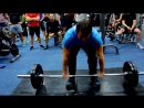 Тренерская дуэль 10 взятий на грудь 100 кг за 1 минуту