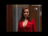 Анфиса Чехова в черных колготках (нарезка) - сериал