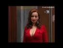 Анфиса Чехова в черных колготках (нарезка) - сериал Моя любимая ведьма (2008-2009) - 20 серия