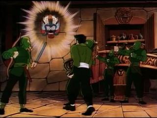 Приключения Конана-Варвара 9 серия из 65 / Conan: The Adventurer Episode 9 / Конан: Искатель Приключений 9 серия (1992 – 1993)