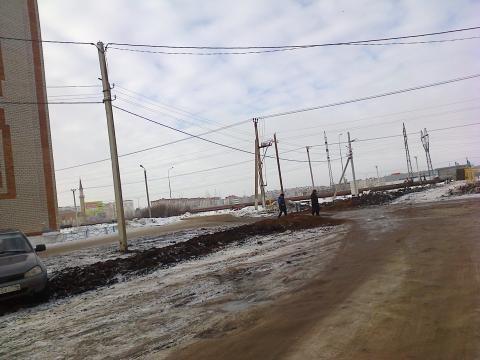 Жительница Азнакаево возмущена состоянием дорог после замены труб — «Народный контроль»
