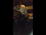 Рэп лирика под гитару бар версия!