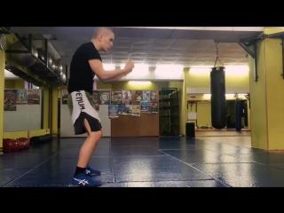 Как бить хлёсткие удары- Техника бокса