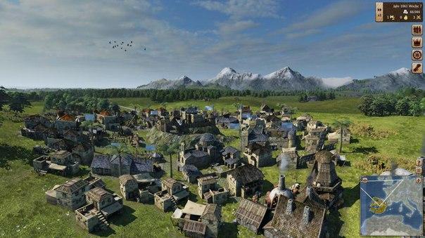 Grand Ages: Mediеval – красивый симулятор 2015 года