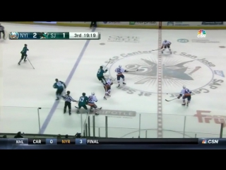 Islanders at Sharks Game_Highlights_11/10/15