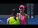 Agnieszka Radwanska vs Christina McHale ~ Highlights Australian Open 2016  HD.