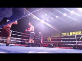 Joseph Parker vs Jason Bergman TKO