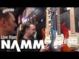 Fender Elite and Magnificent Seven Guitars - NAMM 2016