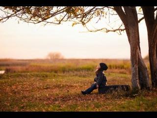 Autumn evenings... by Anna Volkodav