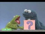 Kermit it's not a Cookie