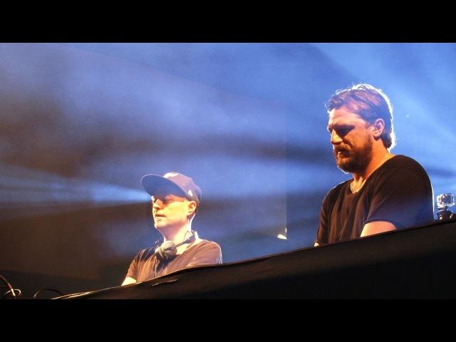 Solomun H O S H Diynamic Festival Amsterdamse Bos DJ Set DanceTrippin